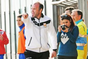 Il tecnico Antonio Crisafulli