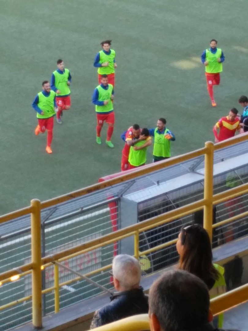 Juve Stabia - Messina